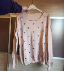Orsay NOV ZNIŽAN pulover s kristali