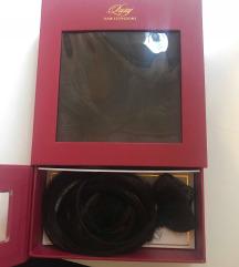 Lasni podaljški Luxy hair clip-on