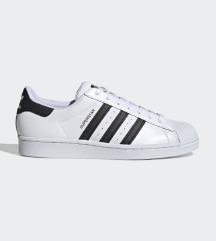 Adidas superstar - bele