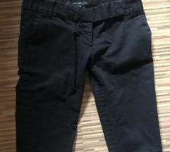 Zara 3/4 elegantne hlače