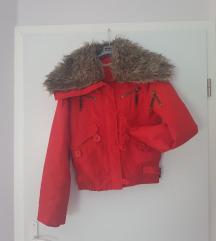 Rdeča jakna 36