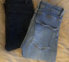 Zara 80's skinny jeans