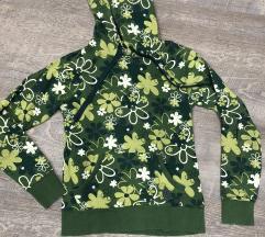 Bombažen hoodie s REZ.
