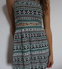 Kratka poletna obleka