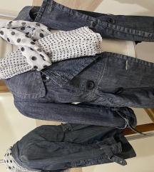 Jeans plašček
