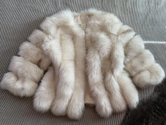 Krznena jakna Krzneni plascek