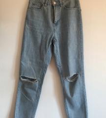 Ripped jeans kavbojke