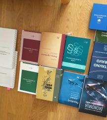 Pravna fakulteta - knjige 1.letnik
