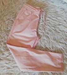 Roza hlače Zara