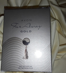 Far Away Gold parfum 50 ml, ptt je že vključen