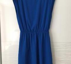 Modra obleka H&M