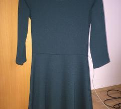 Nova obleka temno zelena