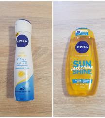 NIVEA komplet gel in deodorant