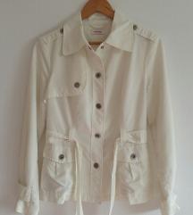 Tanka bela jakna