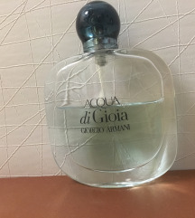 Aqua di gioia GIORGIO ARMANI