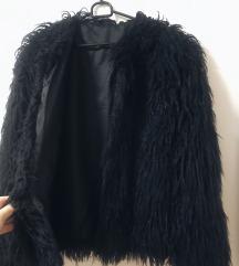 MISSGUIDED Krznena jakna - Faux fur