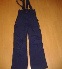 temno modre smučarske hlače