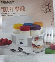 aparat za pripravo jogurta