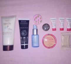 Komplet kozmetike 10 kos