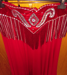 obleka za trebušni ples