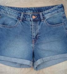 H&M Jeans kratke hlače 36