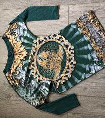 🦋 Obleka / TUNIKA ( asimetrična ) CHARLIZE