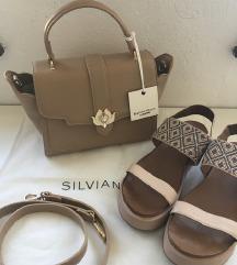 Silvian Heach torbica + sandali