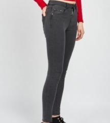 Jeans hlače 42
