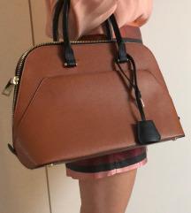 Zara nova velika rjava torba