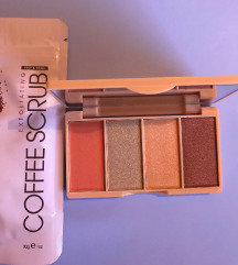 BellaPierre paleta original +darilo, vrednost 40€