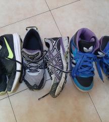 KOMPLET SUPERG_Adidas,Nike,Asics 38