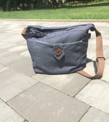 Previjalna torba peg perego denim