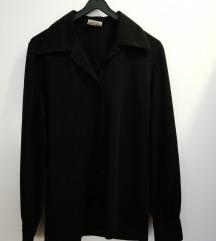 Črna srajca M/L