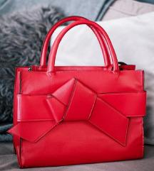 rdeča torba / torbica