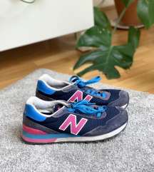 New Balance roza in modre superge