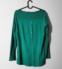 Corazon zelena majica