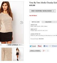 Vero Moda pulover