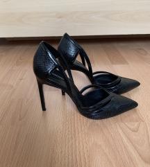Črni salonarji Zara 38