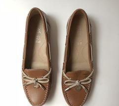 Geox rjavi  loafersi