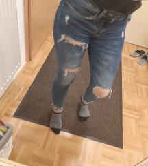 jeans hlače 36 številka ZARA