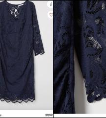 Nosečniška obleka H&M Nova