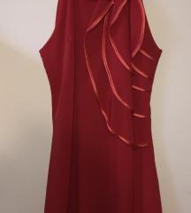 Rdeca obleka