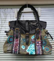 DESIGUAL torbica , original , kot nova