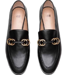 Gucci inspired slip on čevlji