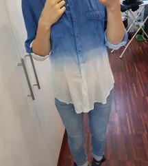 Modro bela srajčka Orsay