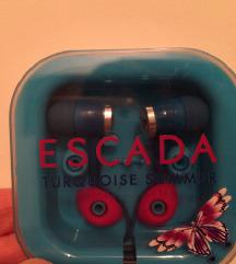 Escada set zapestnic+slušalke NOVO