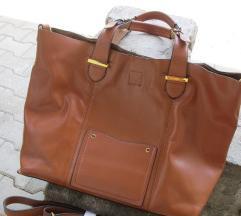 Accessorize rjava torbica