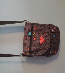 Roxy torbica z živalskim vzorcem