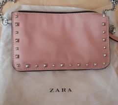 Nova dvostranska Zara torbica