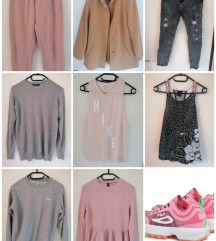 Adidas,Fila,Vans,Escada,Zoe